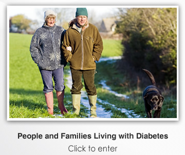 People and Families Living with Diabetes