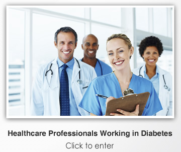 Healthcare Professionals Working in Diabetes